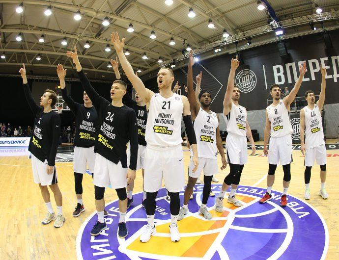 «Нижний Новгород» вышел в «Финал восьми» Лиги чемпионов, «ПАРМА» — в «Финал четырех» Кубка ФИБА-Европа