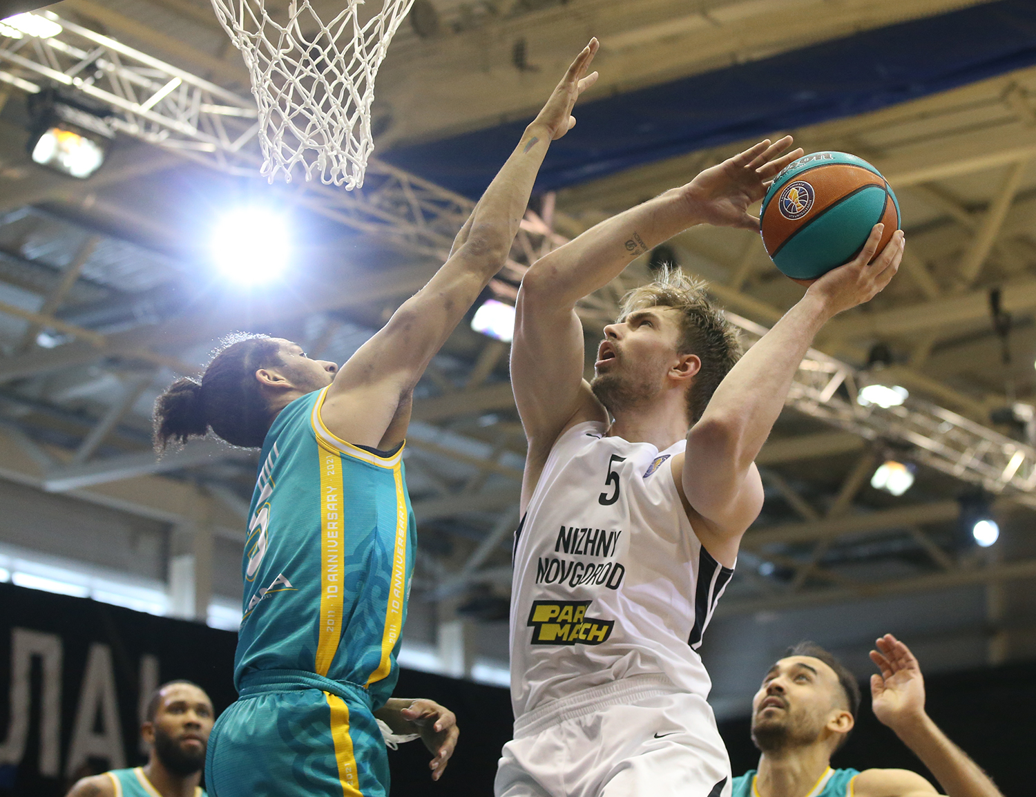 Nizhny come back from -22 and defeat Astana in Andrei Vorontsevich debut