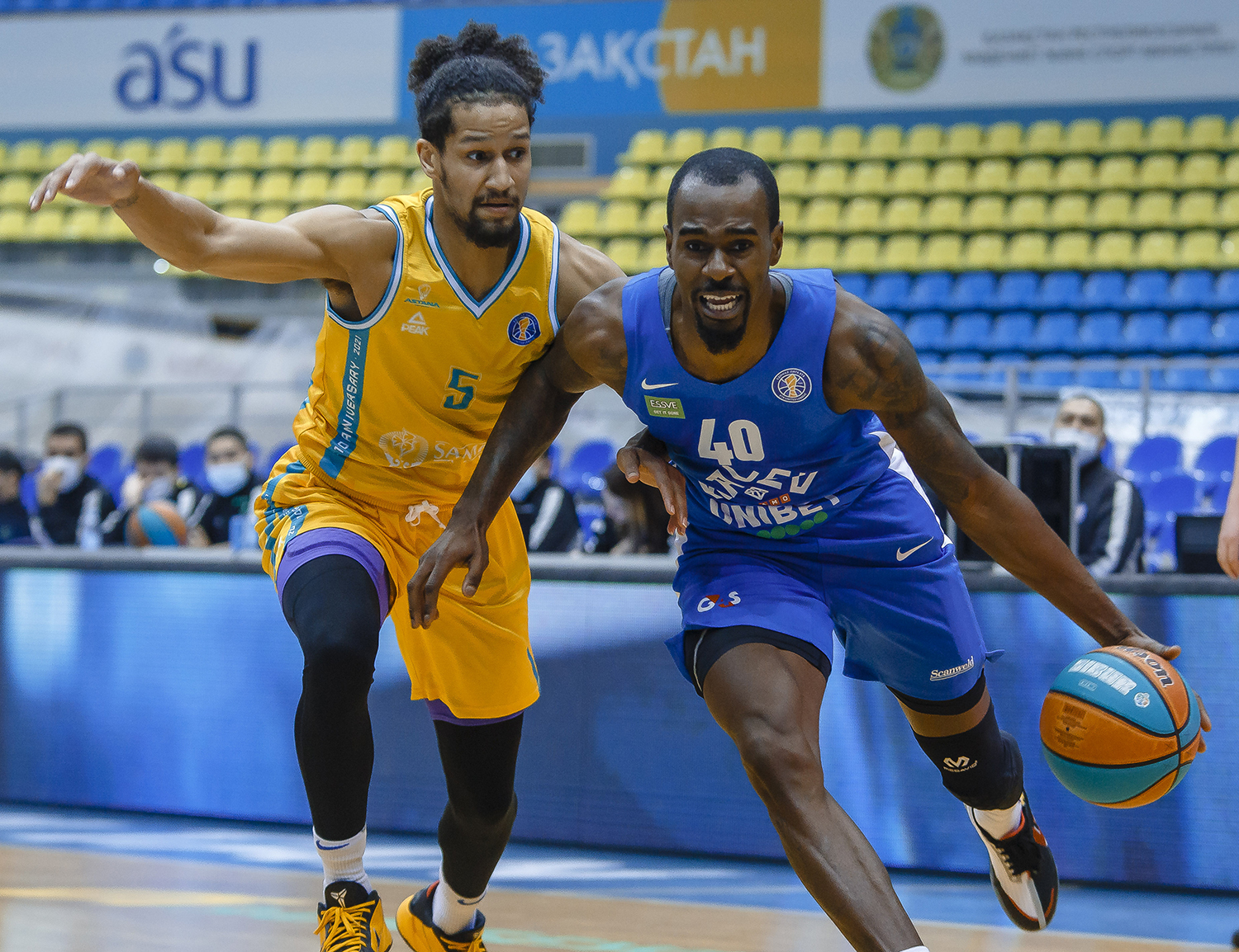 Astana take 5th consecutive defeat from Kalev