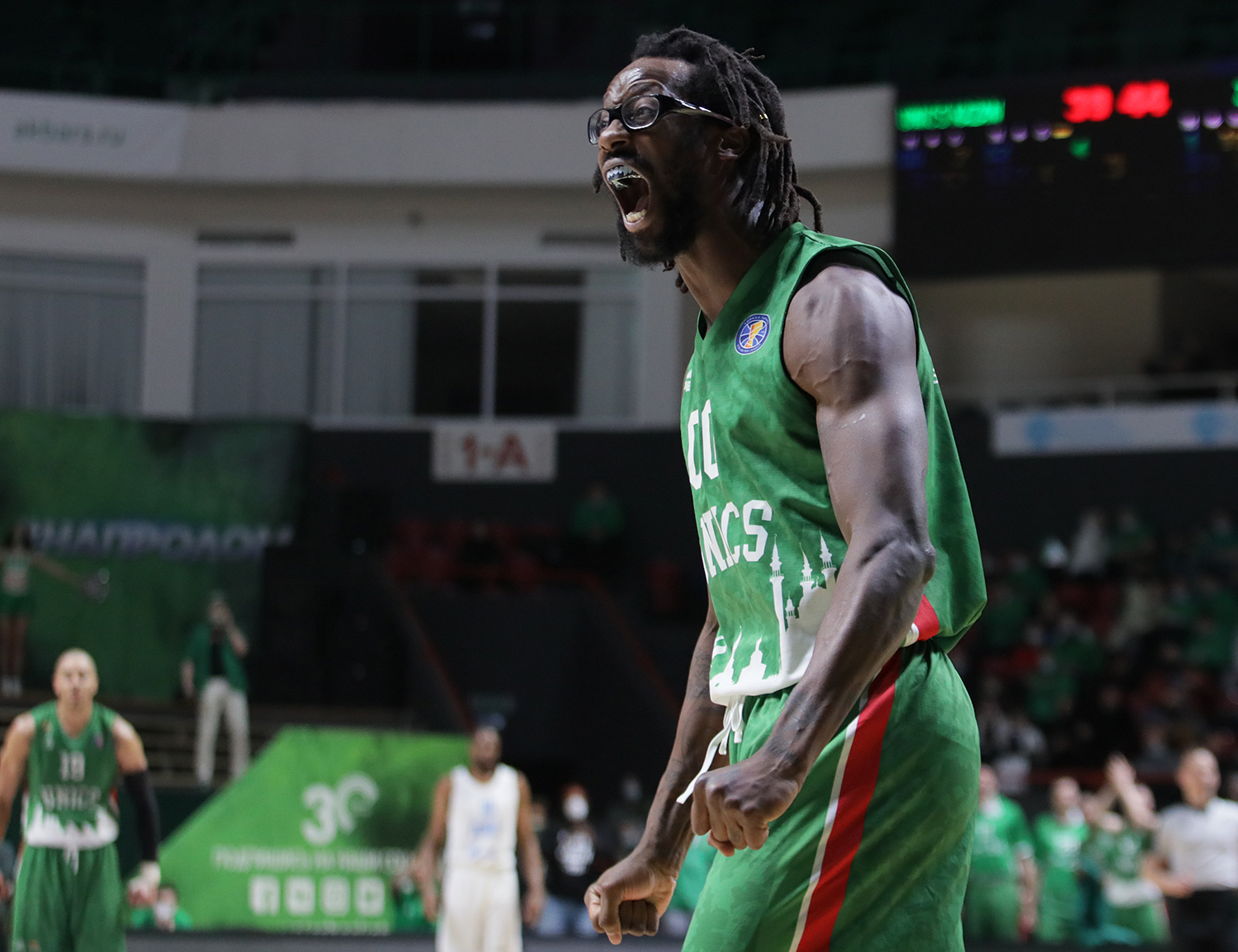 Historic wins, cosmic UNICS, All-Star. What's winter 2020/21 memorable for