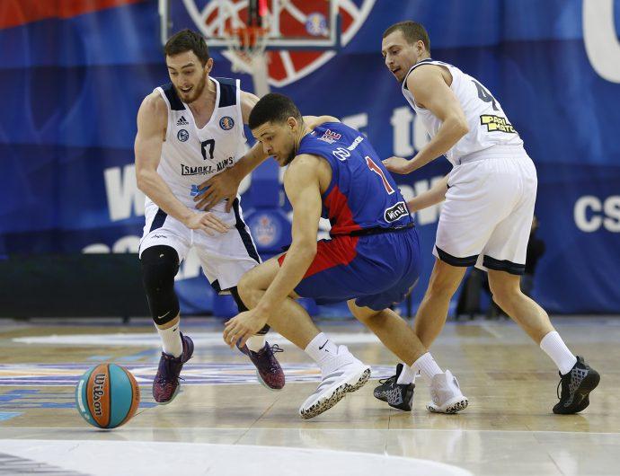 CSKA vs Tsmoki-Minsk Highlights