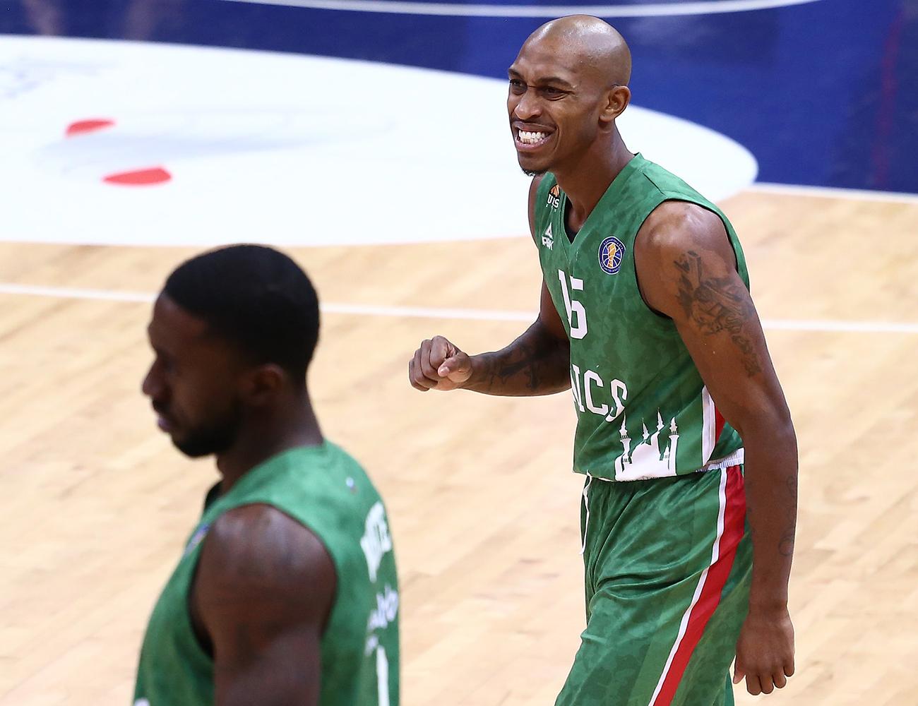 Джамар Смит – MVP сезона в Еврокубке!