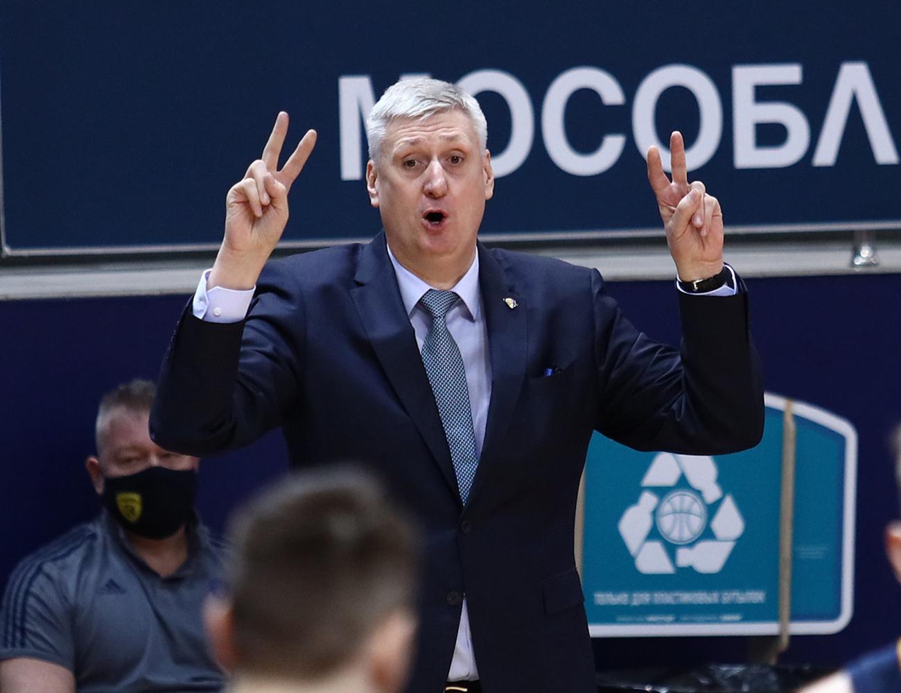 Андрей Мальцев утвержден в качестве главного тренера «Химок»