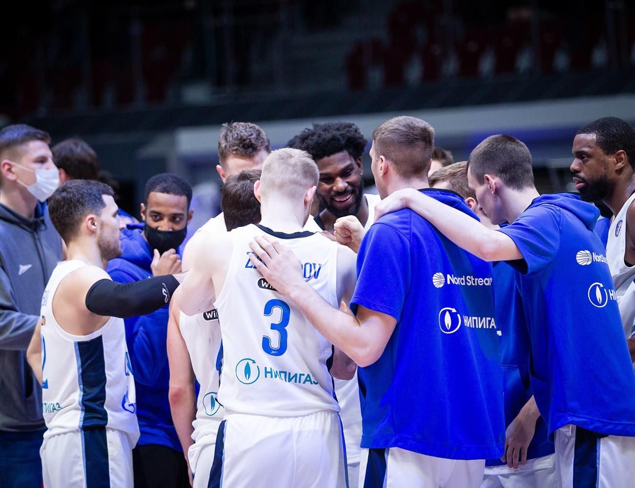 Zenit clinch Euroleague play-offs