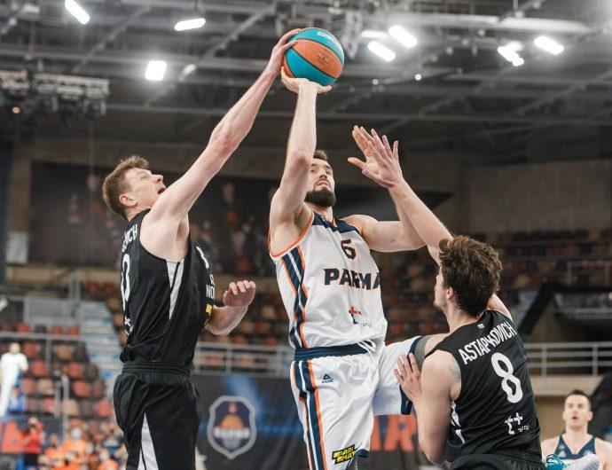 PARMA vs Nizhny Novgorod Highlights