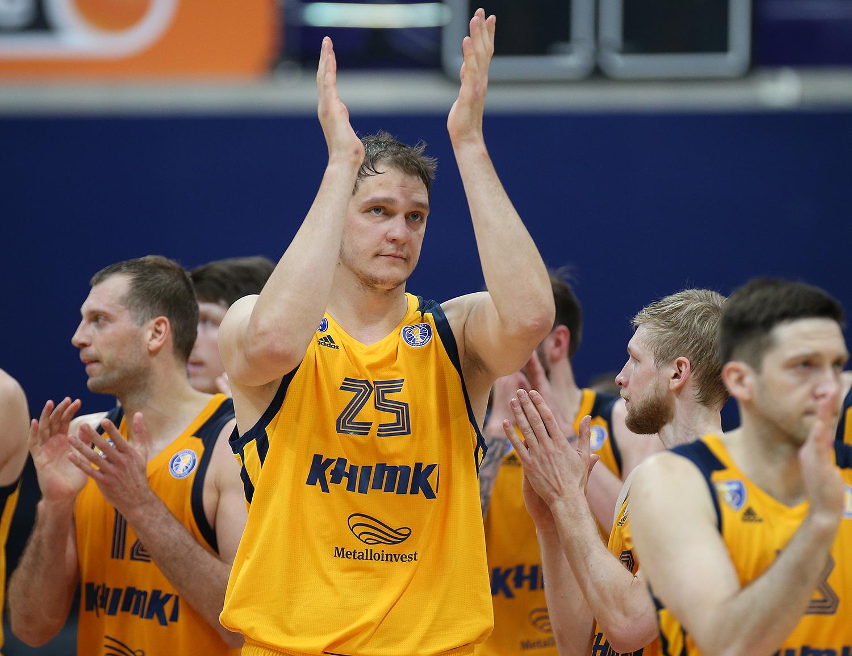 Mozgov's debut put Khimki into play-offs, Loko and Nizhny extend winning streaks. Week in review