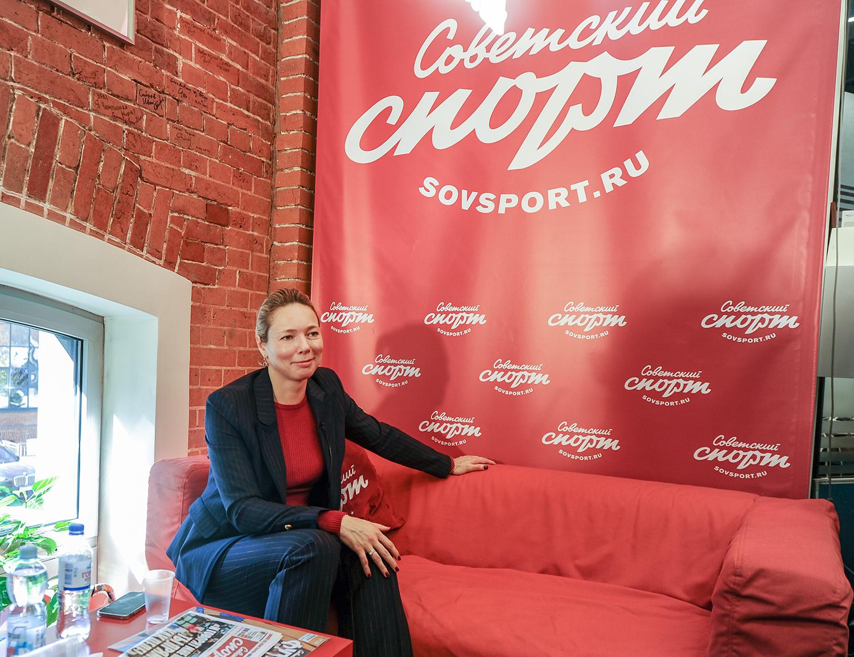 Илона Корстин: «Лига должна зарабатывать, а не только тратить»
