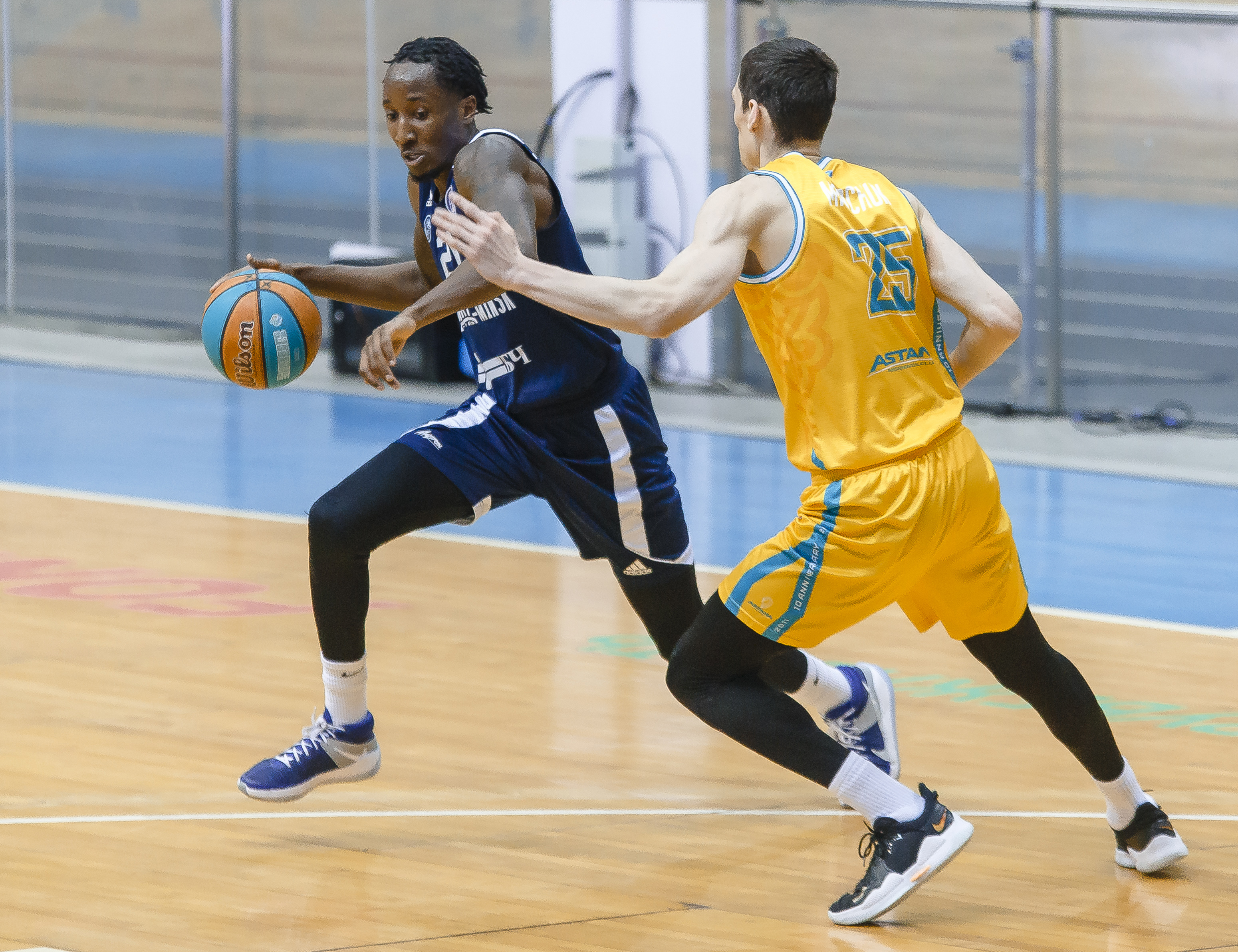 Tsmoki finish the season with record scoring in Nur-Sultan