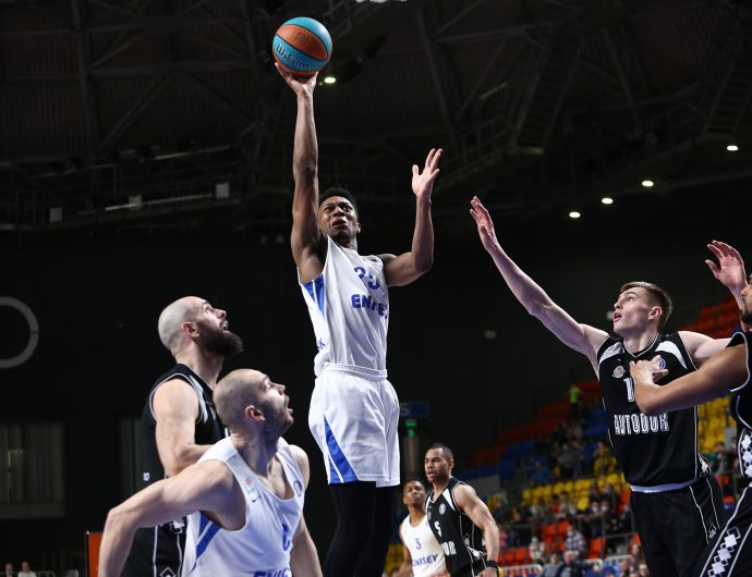Enisey finish 5-game losing streak and give Avtodor a hard time