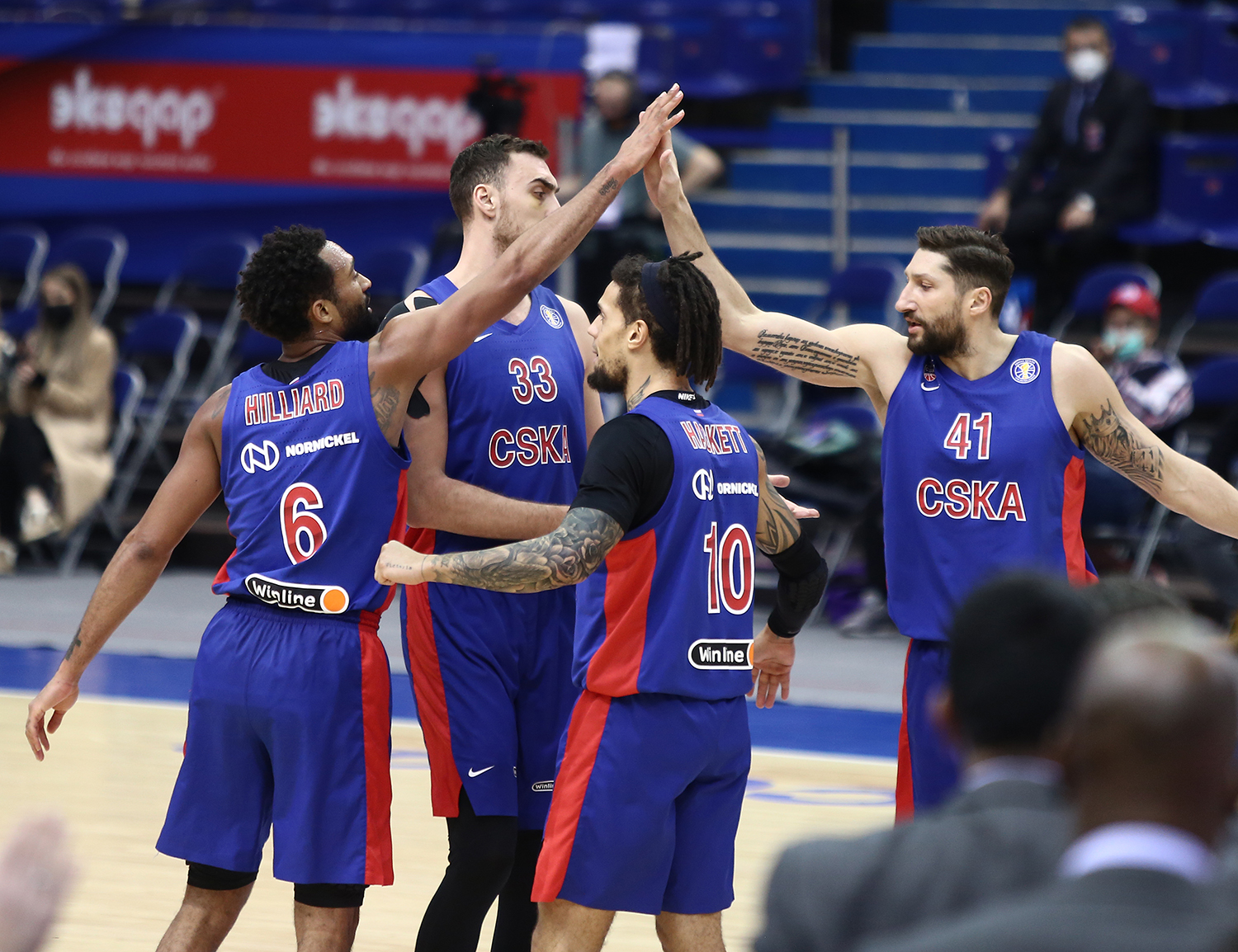 CSKA make Euroleague Final Four
