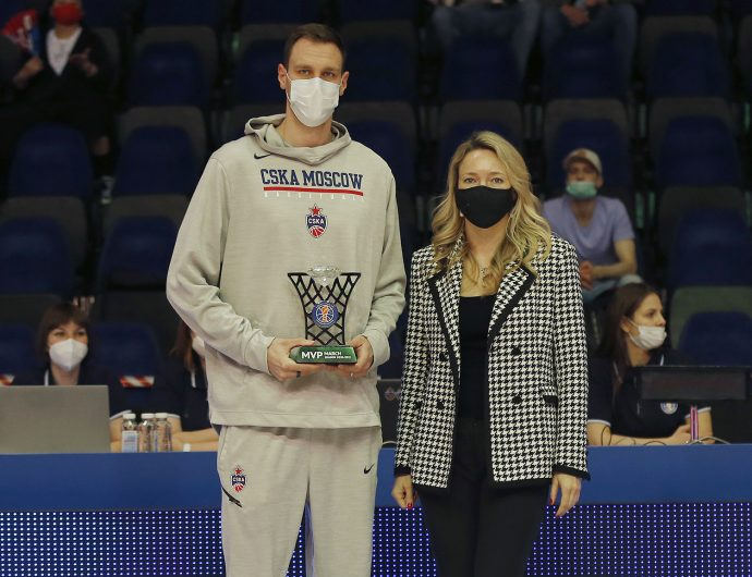 MVP of March