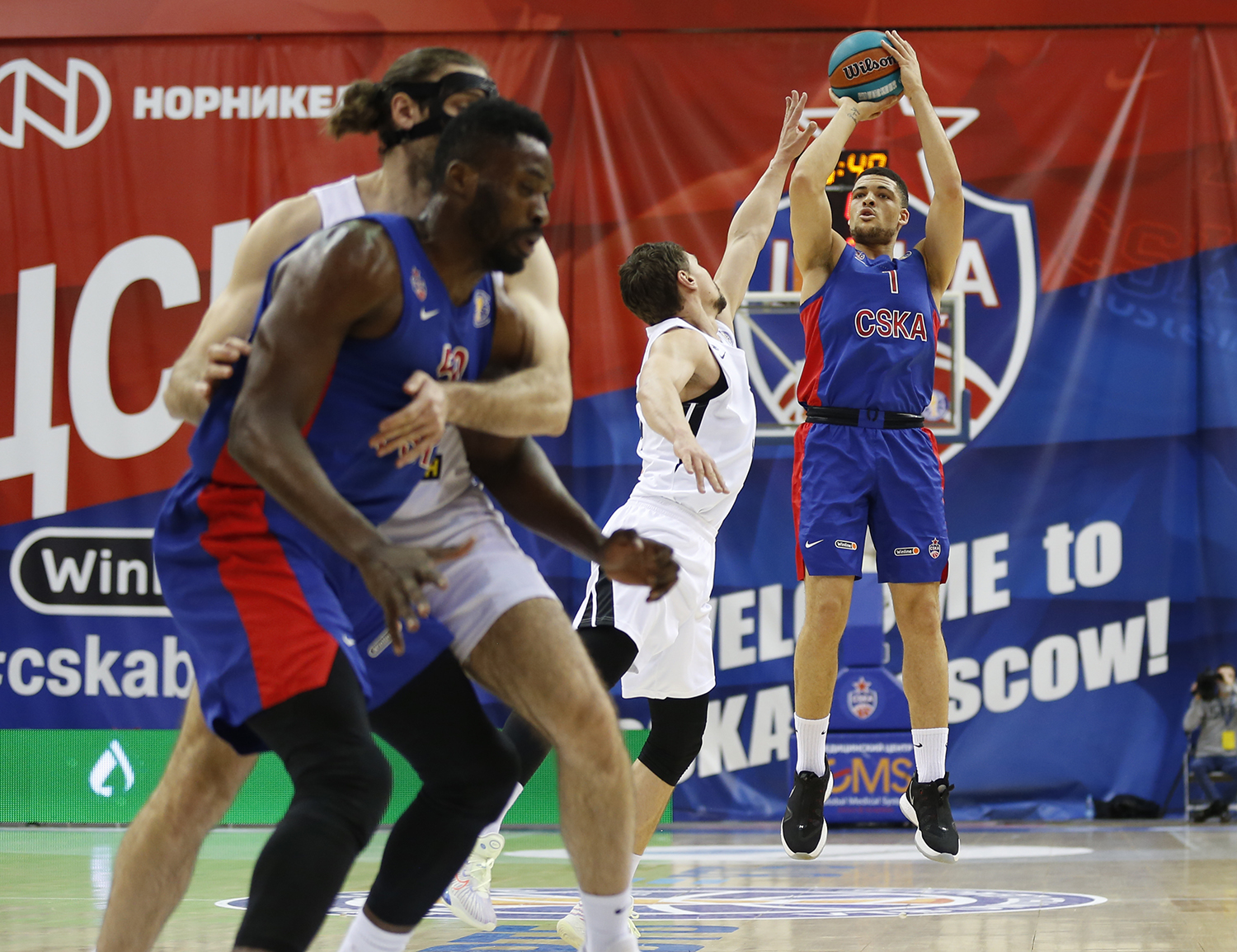 CSKA beat Nizhny but stay at the 4th spot