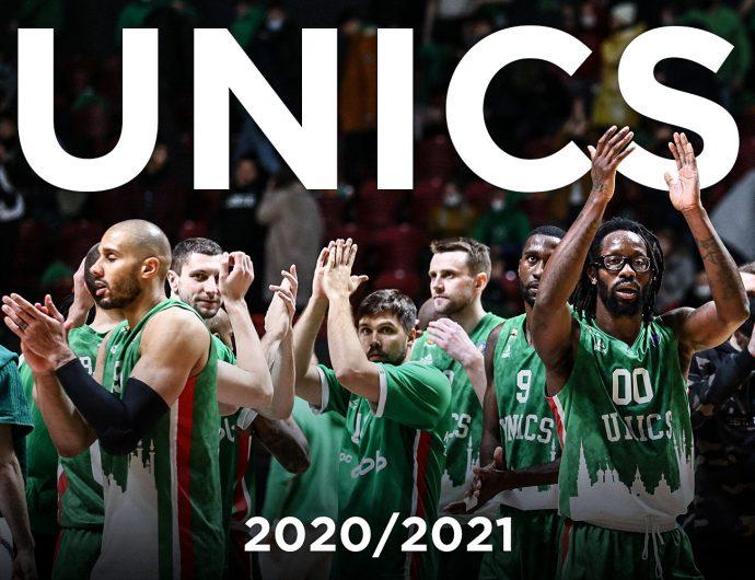 UNICS in 2020/21 season