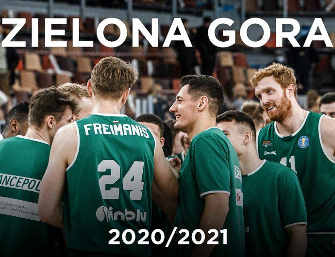 Zielona Gora in 2020/21 season