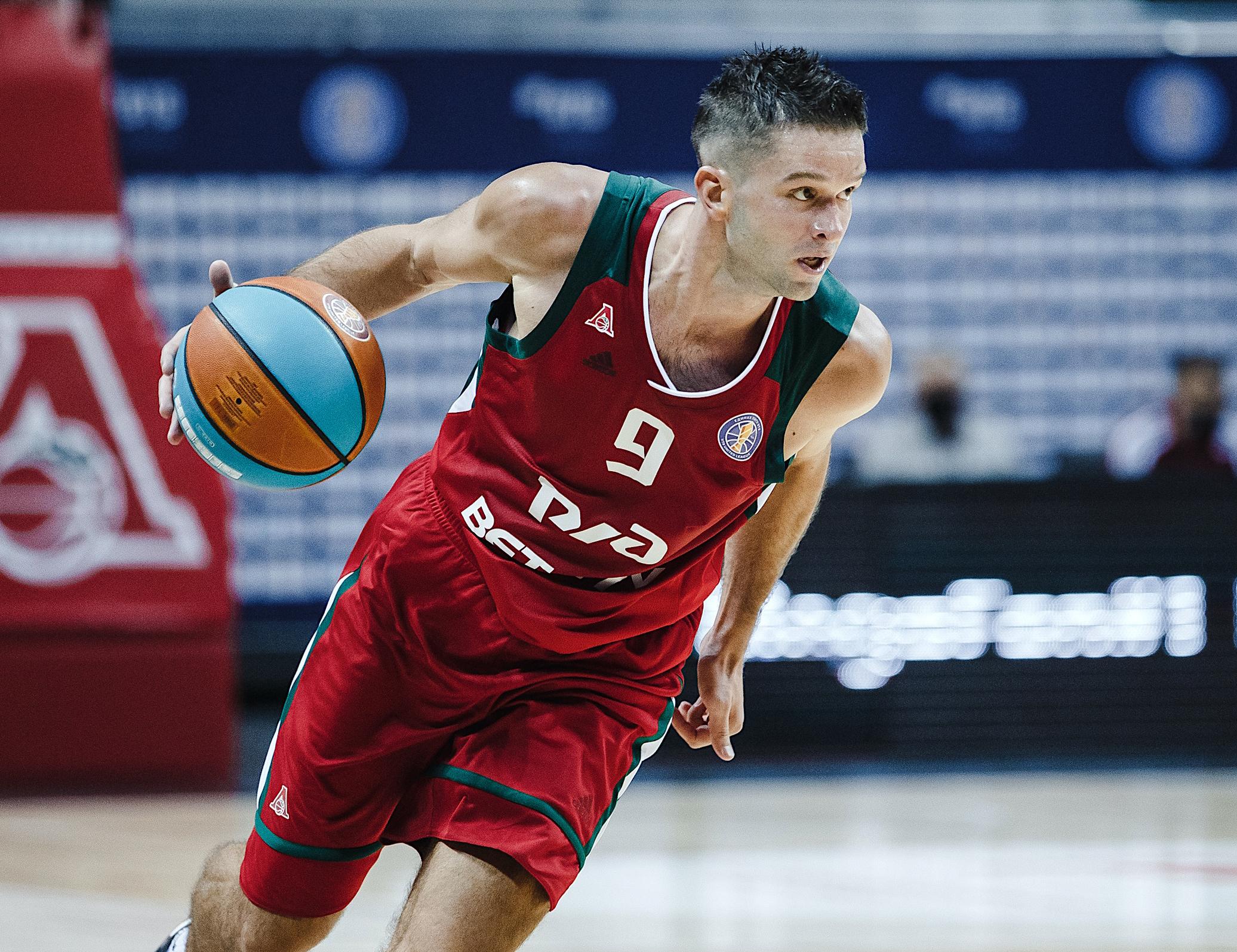 Mantas Kalnietis named regular season MVP
