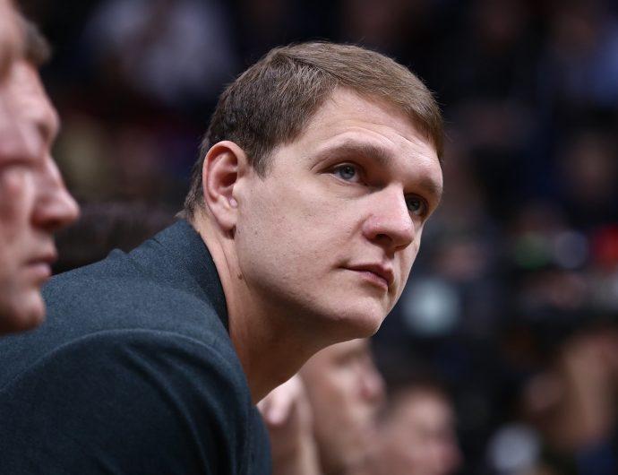 Тимофей Мозгов: «Сейчас нужно думать не о НБА, а о том, как набрать форму»