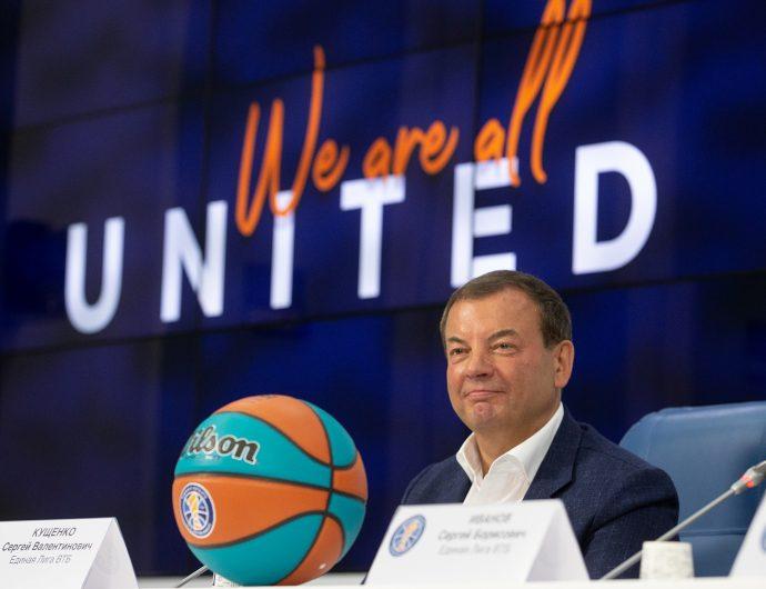 Сергей Кущенко: «Чтобы завоевать игровое время в Лиге ВТБ, молодым баскетболистам нужно много трудиться»