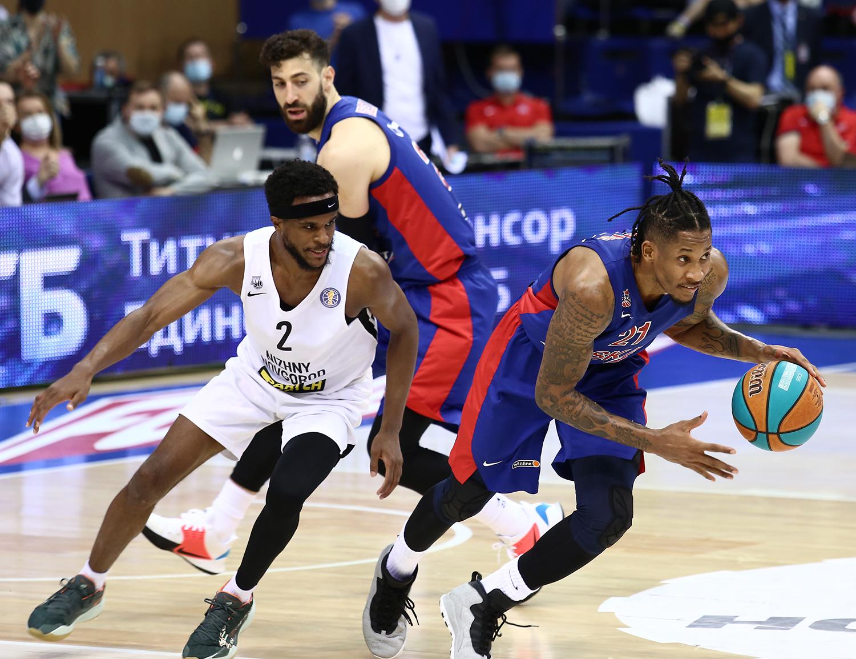Nizhny fight till the end, CSKA make semi-finals!