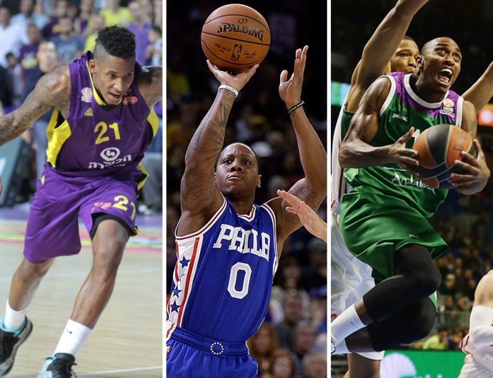 UNICS and CSKA leaders. Where were they 5 years ago?