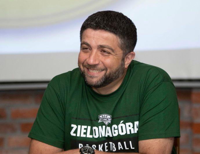 Oliver Vidin is the new head coach of Zielona Gora