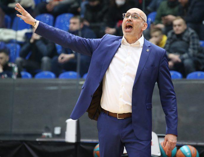 Zoran Lukic stays in Nizhny Novgorod