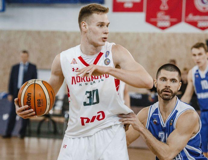 Artem Kuzmin signs with Tsmoki-Minsk