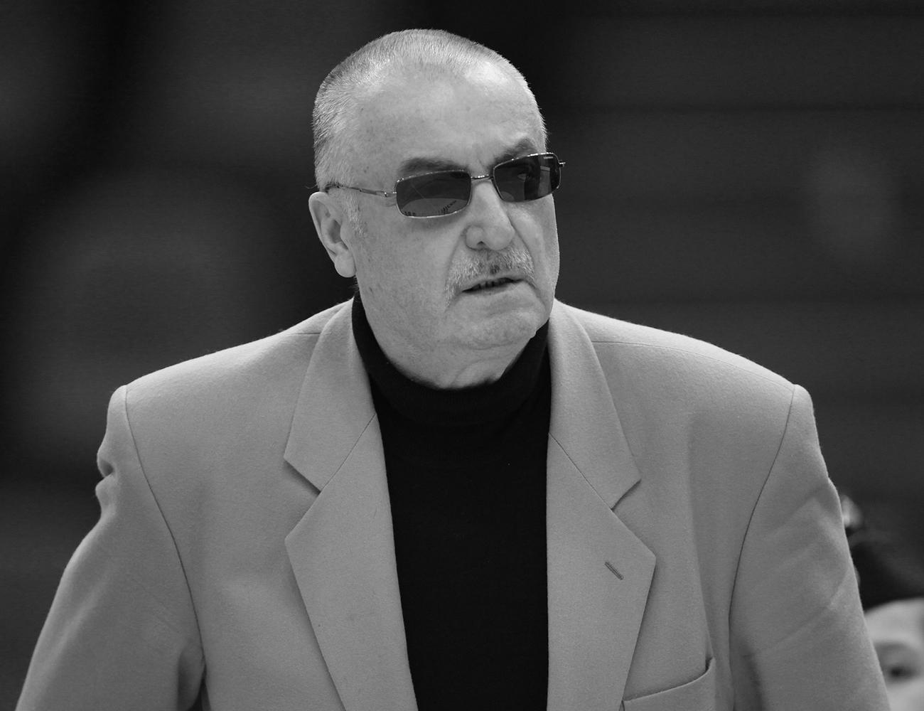 Ушел из жизни прославленный игрок и тренер Вадим Капранов