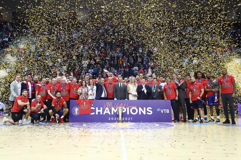 CSKA are champions!