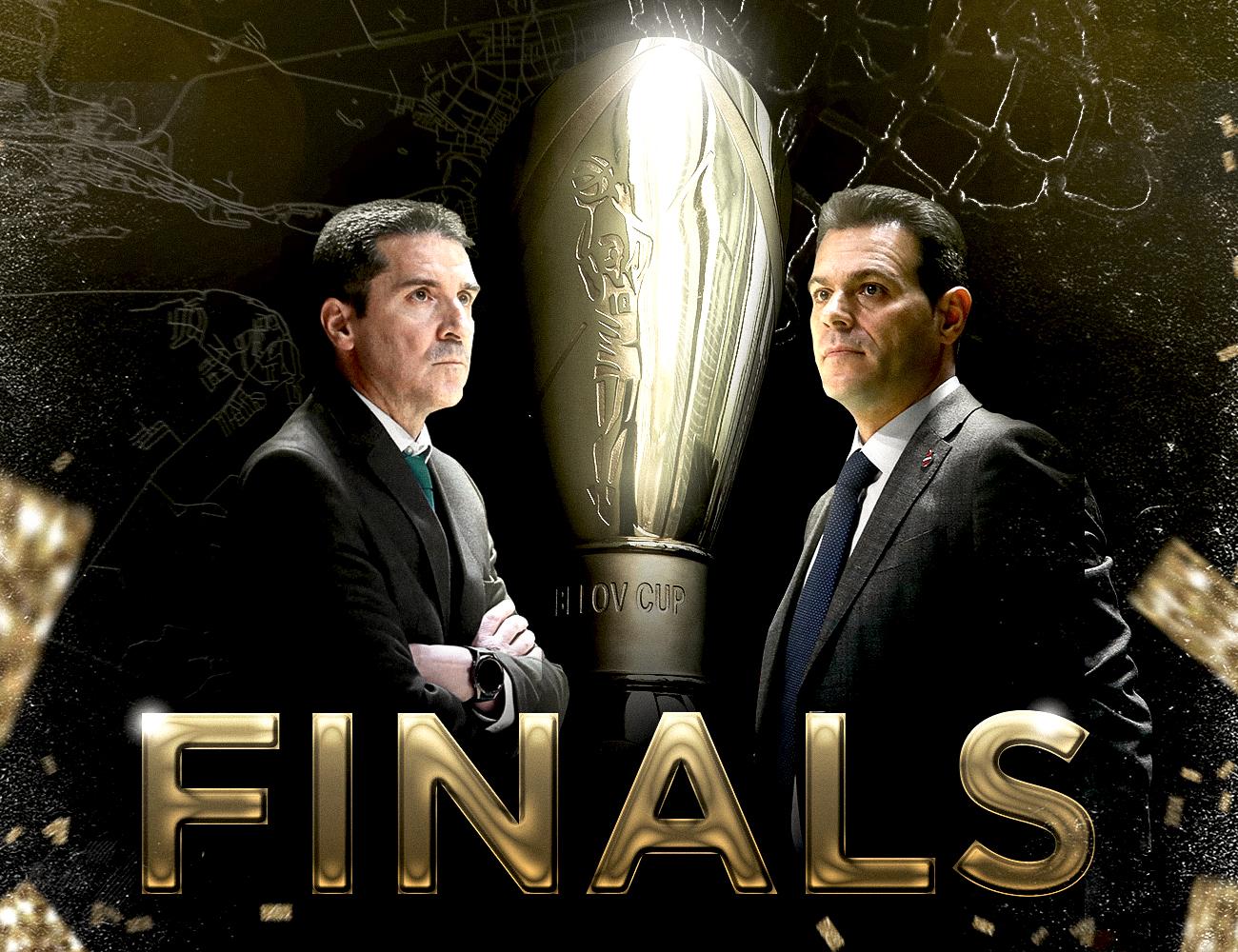 Finals! UNICS vs CSKA