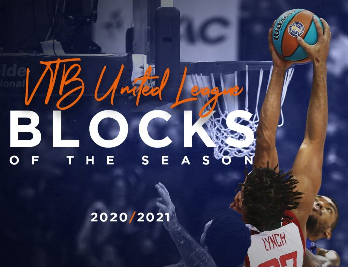 Not in my house! Top-10 blocks of the 2020/21 season