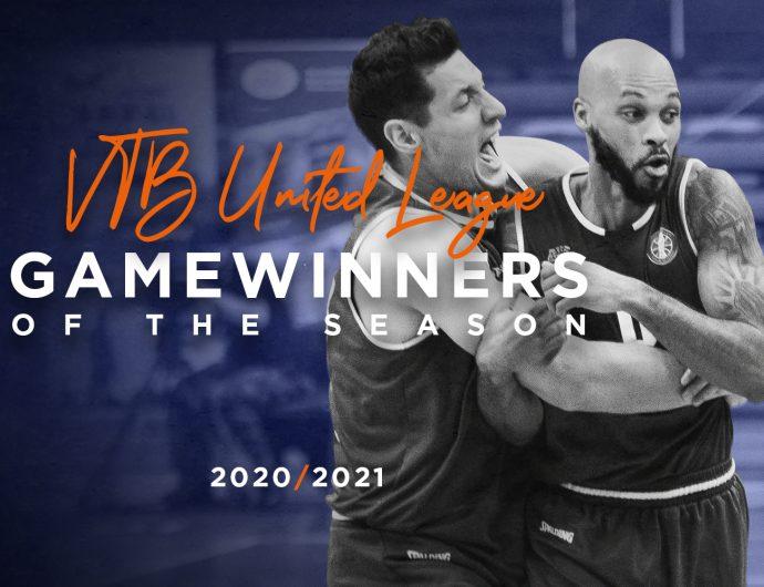 Game-winners in 2020/21 season