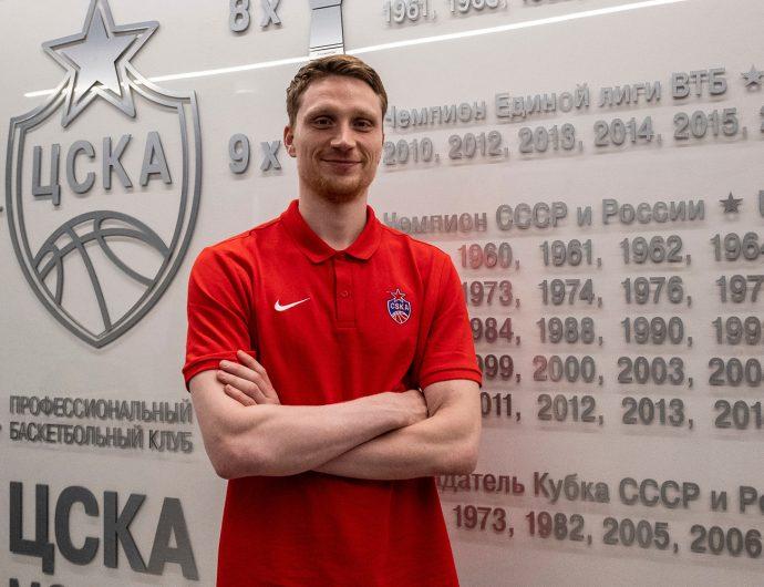 Марюс Григонис — новый защитник ЦСКА