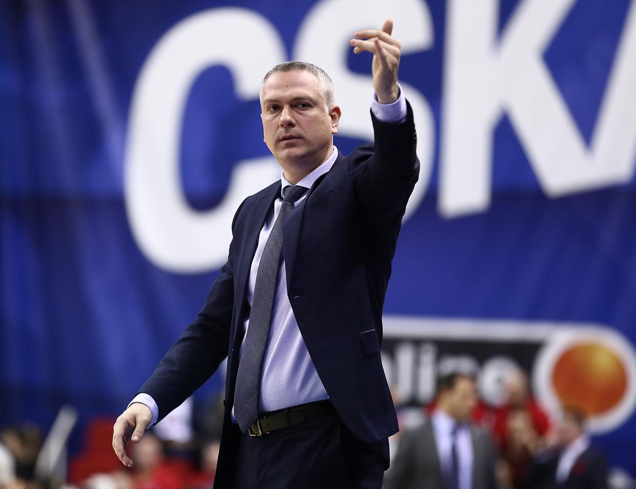 Эмиль Райкович — новый главный тренер «Автодора»!