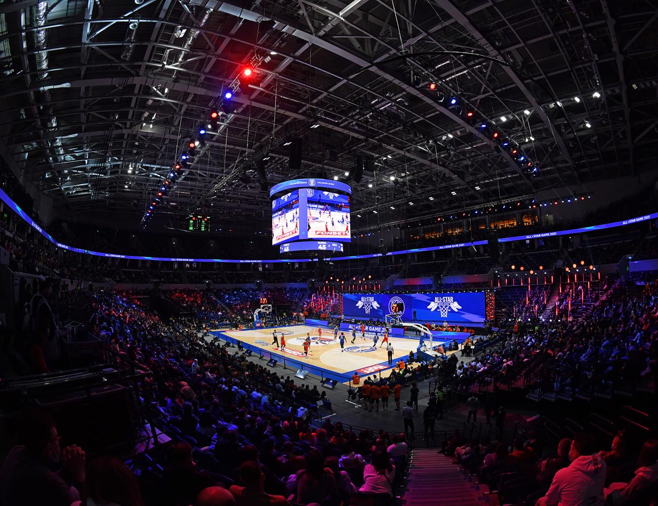 Матч Всех Звезд-2022 пройдет 20 февраля в Москве