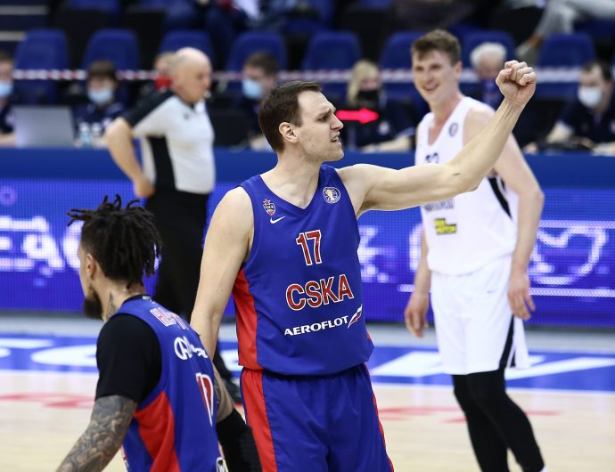 """Johannes Voigtmann: """"At the Olympics as in CSKA, I thought more about the team, and not about personal stats"""""""