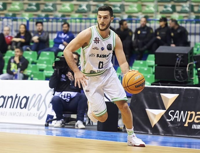 Marco Spissu is the new UNICS player!