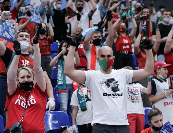 Суперкубок 2021. День 1. Онлайн