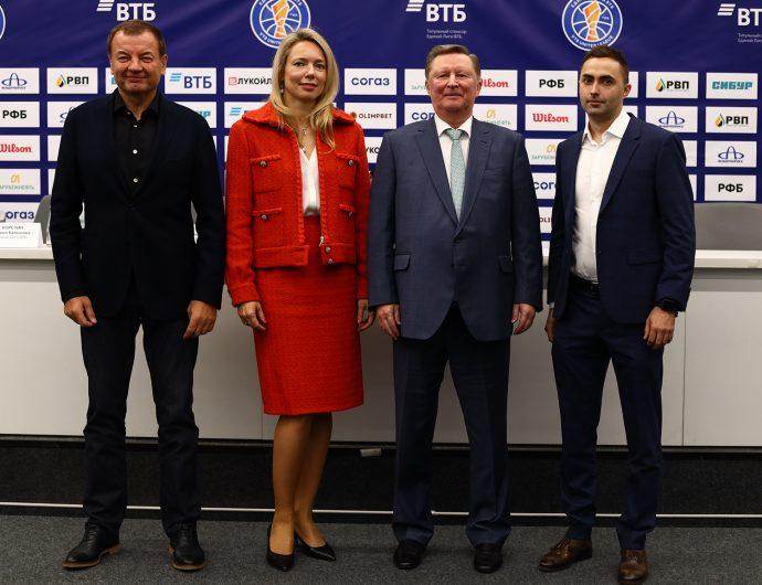 Olimpbet – официальная букмекерская компанияЕдиной лиги ВТБ