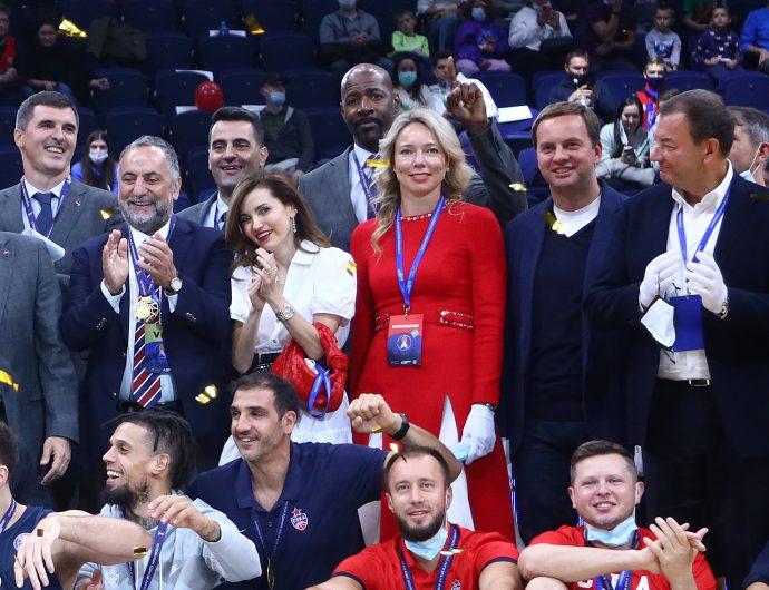 Илона Корстин: «У Лиги ВТБ появилось еще одно знаковое мероприятие — Суперкубок»