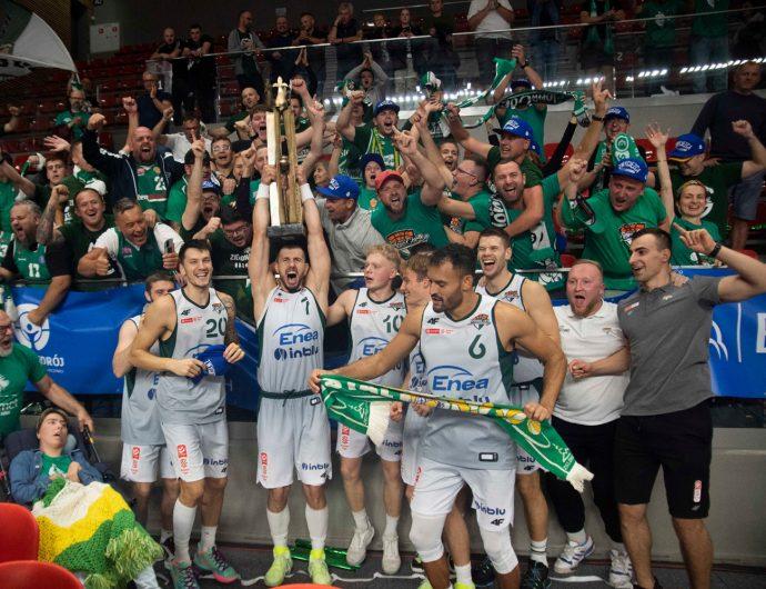 Zielona Gora won the Polish Super Cup
