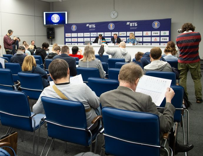 VTB Arena will host the League press conference on September 17, dedicated to the budgets opening and the start of the 2021/22 season