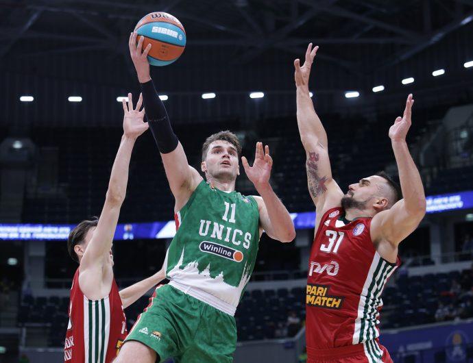 УНИКС обыграл «Локо» и занял 3-е место в Суперкубке