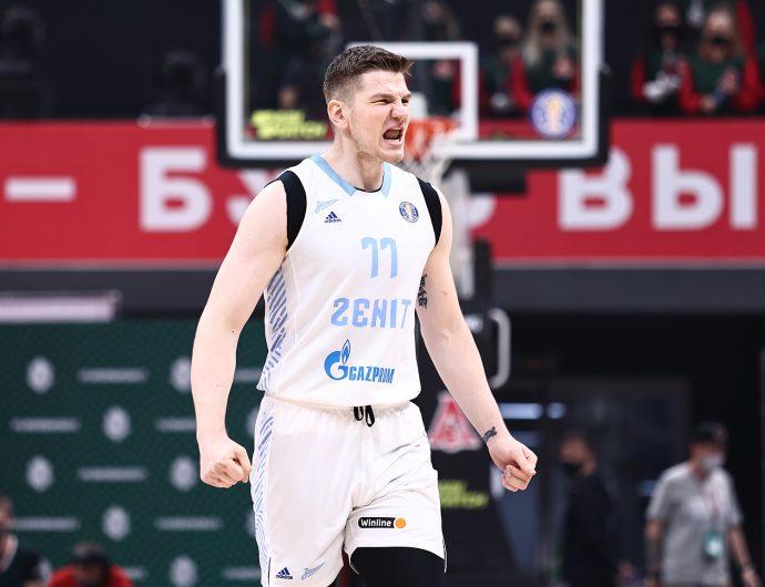 «Зенит» побеждает в Краснодаре впервые с мая-2019