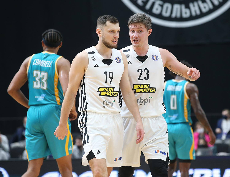 «Нижний Новгород» одержал первую победу в сезоне