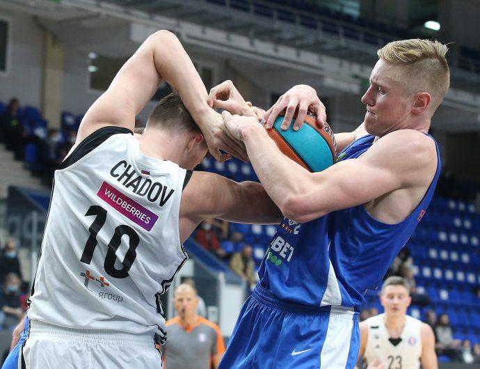 Первая победа «Калева» в новом сезоне — в Нижнем Новгороде!